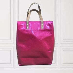 Louis Vuitton Vernis Reade MM**